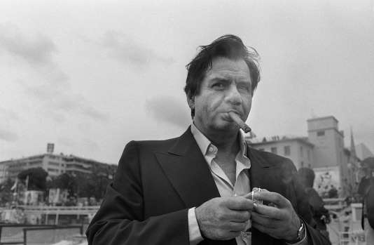 Michel Galabru en 1977 .