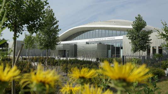 Le centre nautique intercommunal du Val d'Europe bénéficie de la chaleur émise par le data center voisin de la banque Natixis.