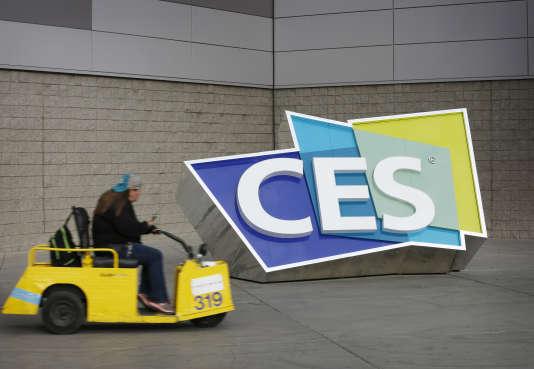 Le Consumer Electronic Show de Las Vegas (Nevada) a ouvert ses portes mardi 5 janvier.