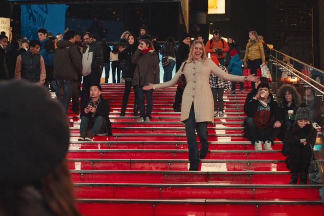 Greta Gerwig incarne Brooke, une trentenaire hors du commun, dans le film américain de Noah Baumbach,