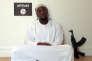 Amédy Coulibaly dans une vidéo postée sur des sites web djihadistes le 11 janvier 2015.