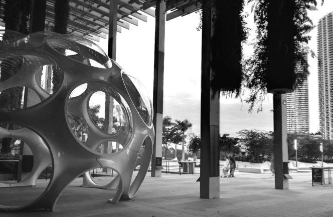 Le Perez Art Museum Miami, l'un des musées les plus intéressants du pays.