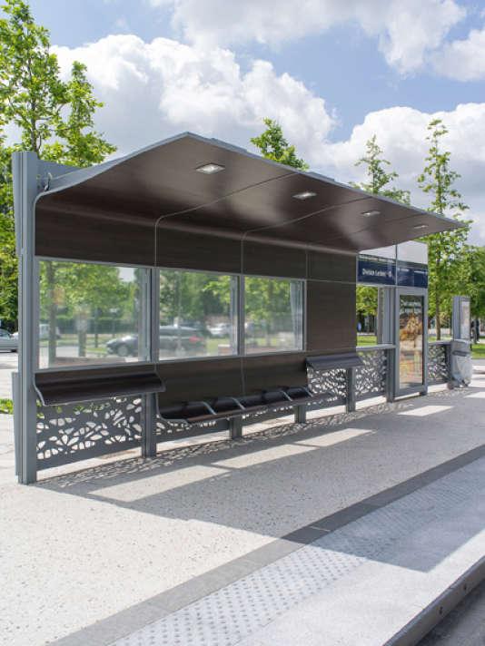 Le mobilier de transports urbains modulable créé par Marc Aurel pour la RATP.
