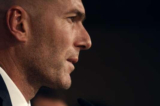 Lors de sa première conférence de presse en tant qu'entraîneur de l'équipe madrilène, le Français a fixer ses objectifs sportifs pour la saison en cours.