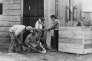 Dans un kibboutz, 1935.