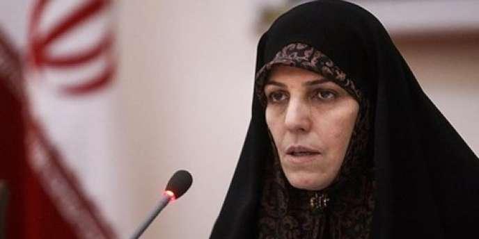 L'ex-vice-présidente iranienne Shahindokht Molaverdi espérait«deux ou trois ministres femmes».