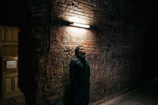 C'est dans une ancienne brasserie de l'ex-Berlin-Est qu'Ai Weiwei a pris ses quartiers.