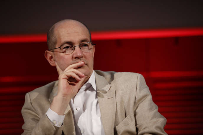 Patrick Weil, historien.