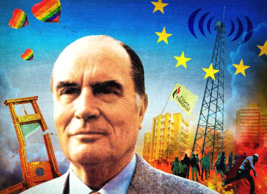 Sous les deux septennats de François Mitterrand, la France s'est réfugiée soit dans une foi incantatoire dans la révolution technologique et informatique qui explosait alors, soit dans l'invocation nostalgique d'un modèle républicain de plus en plus idéalisé.