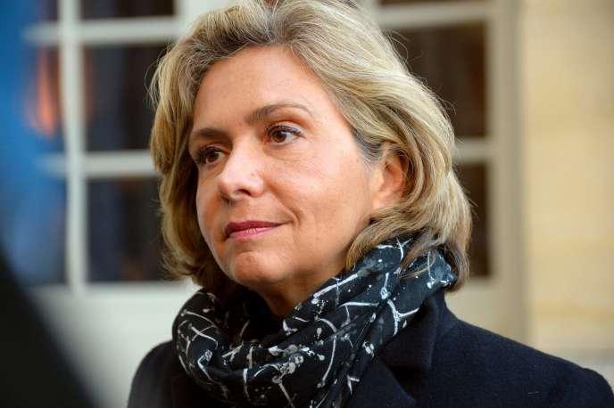 Valérie Pécresse, le 7 janvier.