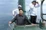 Kim Jong-un dans un sous-marin sur des images de propagande diffusées par l'Agence centrale de presse nord-coréenne (KCNA) en 2014.