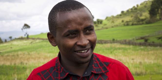Le député kényan Boniface Kinoti Gatobu en décembre 2015.