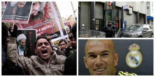 L'exécution d'un opposant chiite en Arabie saoudite a provoqué la colère de Téhéran, tandis que Paris, qui commémorait les attentats de janvier 2014, a connu une nouvelle attaque terroriste.