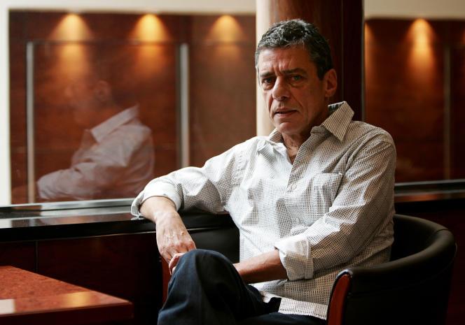 Le chanteur Chico Buarque, installé à Paris, figure de l'opposition au président brésilien Jair Bolsonaro.