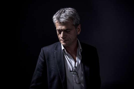 Marco Nassivera, directeur de l'information d'Arte.