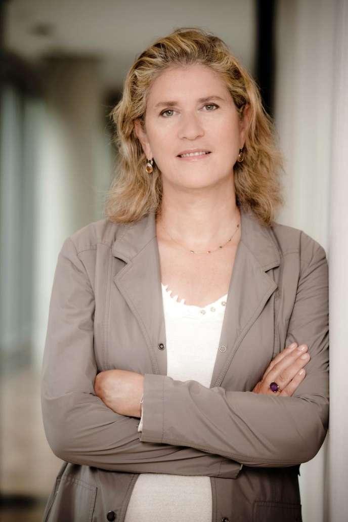 Dana Hastier, directrice de France 3.