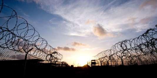 Barack Obama avait fait de la fermeture de la prison une promesse phare dès son premier mandat.