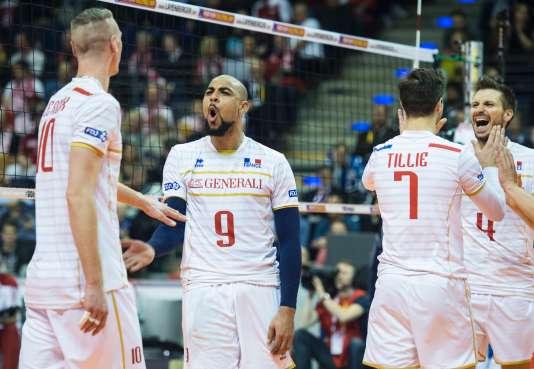 Les volleyeurs français pourraient se qualifier pour Rio sans passer par le dernier tournoi de qualification.