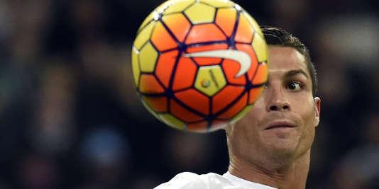 Cristiano Ronaldo, le 9 janvier à Madrid.