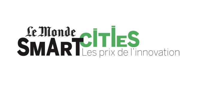 «Le Monde» organise un concours récompensant des solutions innovantes pour améliorer la vie urbaine, intitulé «Prix de l'innovation-Le Monde Smart Cities».