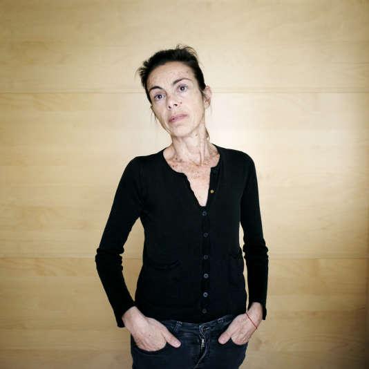 Agnès Saal, à Paris, le 9 janvier.