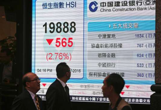 «Le problème est celui d'une crise de crédit mondiale en2008, dont les effets sur l'économie ont été reportés à plus tard pendant sept années par l'action de Banques centrales toutes puissantes.»