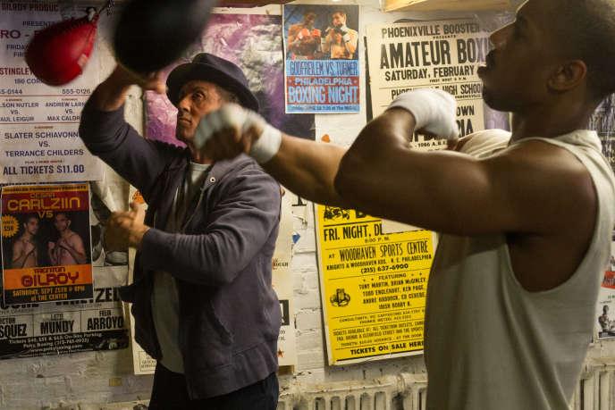 Sylvester Stallone a obtenu le Golden Globe du meilleur second rôle pour sa performance dans