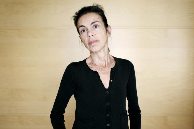 Agnès Saal, Paris le 9 janvier 2016.