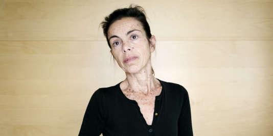 Agnès Saal, en janvier 2016.