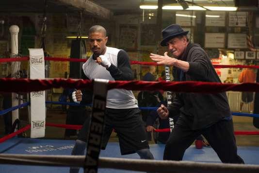 """""""Creed : L'Héritage de Rocky Balboa"""", de Ryan Coogler."""
