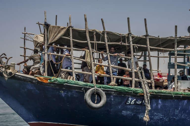 Selon le Haut Commissariat aux réfugiés, 80 000 migrants exilés au Yémen et issus des pays de la Corne de l'Afrique sont revenus en 2015.