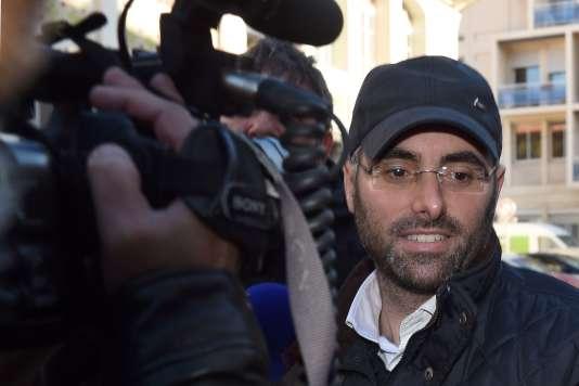 Benjamin Amsellem, enseignant juif agressé à Marseille le 11 janvier.