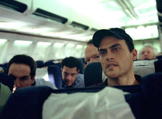 Cheyenne Jackson dans le rôle de Mark Bingham, l'un des passagers du vol 93, avion détourné par quatre pirates de l'air le 11 septembre 2001.