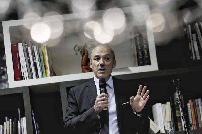 Stephane Richard, PDG du groupe Orange