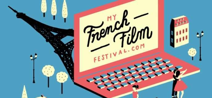 La 6e édition de MyFrenchFilmFestival se déroule du 18 janvier au 18 février 2016.