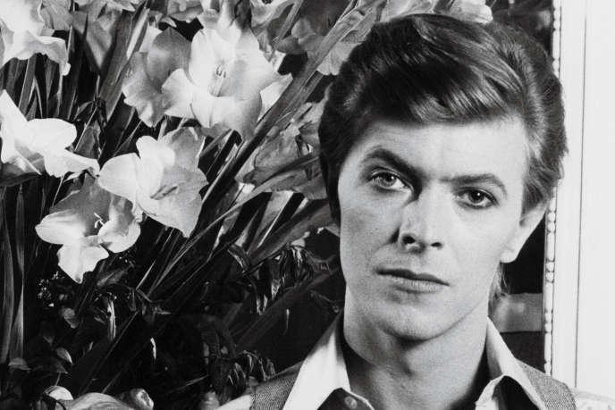 David Bowie, le 6juin1977.