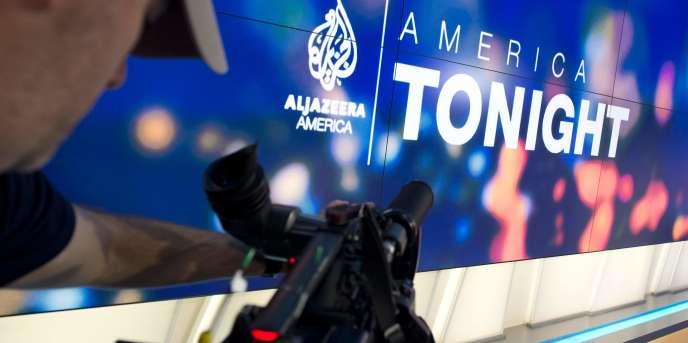 Sur le plateau d'Al-Jazira en 2013.