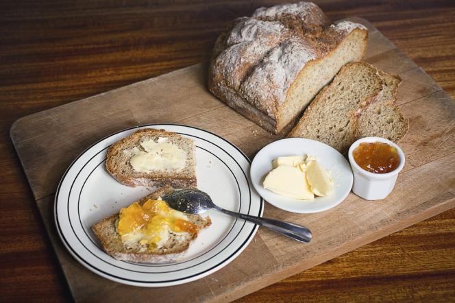 Le soda bread de Trish Deseine.
