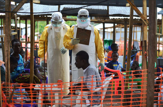 Quelques heures après une nouvelle déclaration de la fin de l'épidémie en Afrique de l'Ouest, le 17 mars, la Guinée a annoncé la mort de deux personnes des suites du virus Ebola.
