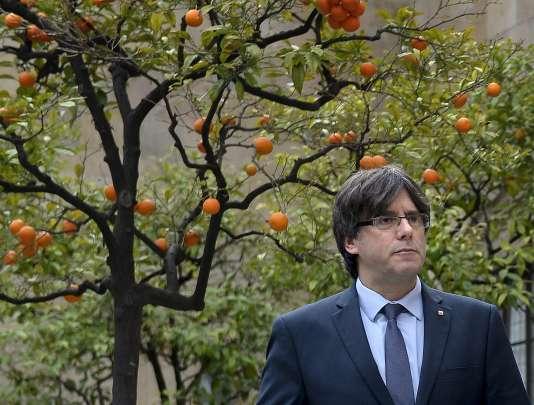 « Disposons-nous d'une puissance suffisante pour déclarer l'indépendance de la Catalogne avec ce Parlement ? Pas encore », a déclaré Carles Puigdemont.