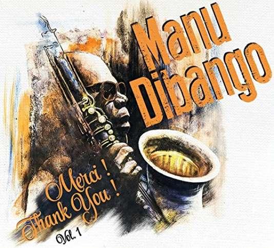 Pochette du coffret «Merci ! Thank You ! Vol. 1», de Manu Dibango.