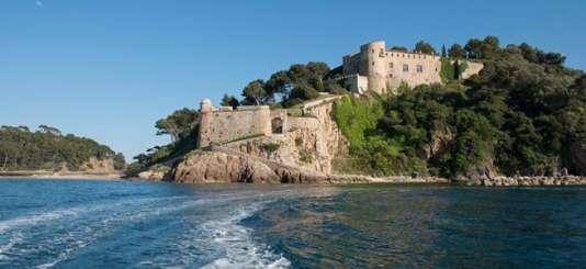 Le Fort de Brégançon se visite seulement l'été
