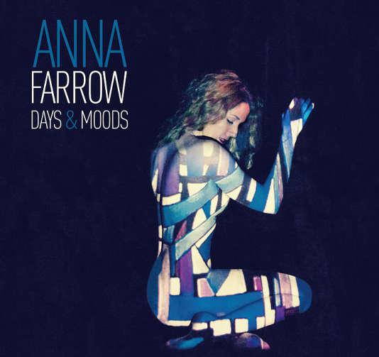 Pochette de l'album «Days & Moods», d'Anna Farrow.