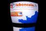 Logo du site Leboncoin en 2012.