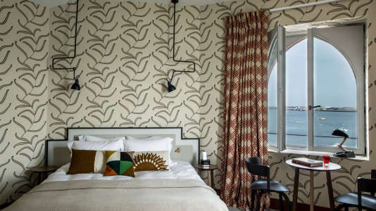 L'hôtel 5-étoiles Castelbrac, ouvert en juin 2015 à Dinard