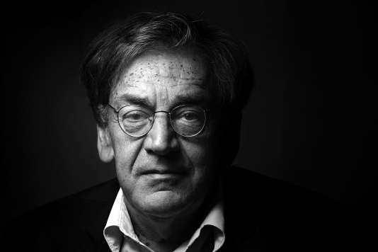 Alain Finkielkraut à Paris le 16 juin 2015.