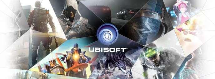 Ubisoft (image), Activision et Vivendi jouent une scène à trois.