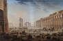 Vue de Palmyre (aquarelle, 1821) par Louis-François Cassas, Musée des beaux-arts de Tours