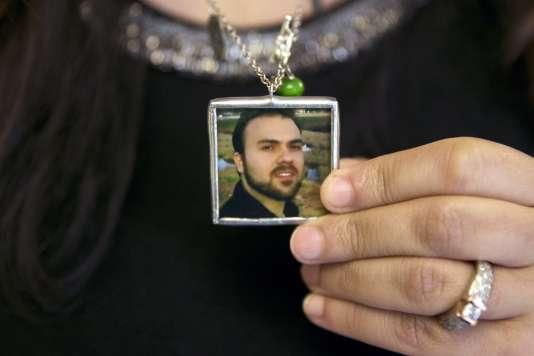 Une photo de Saeed Abedini, l'un des prisonniers bi-nationaux libérés par l'Iran le 16 janvier 2016.