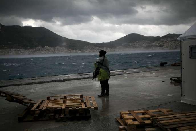 Les arrivées en Europe par la Méditerranée se montent à 40 240 depuis le1erjanvier, dont l'écrasante majorité, soit 84 %, sont des réfugiés.